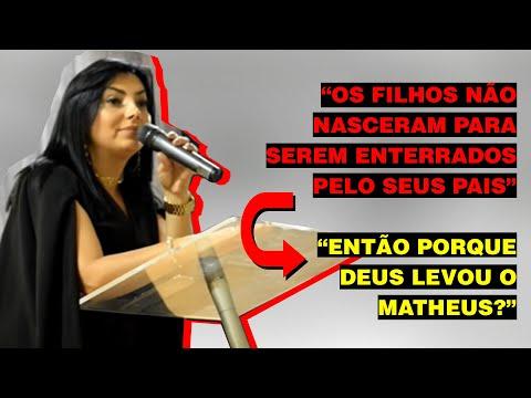 Testemunho 2019 Emocionante Morte Matheus Pra. Eyshila