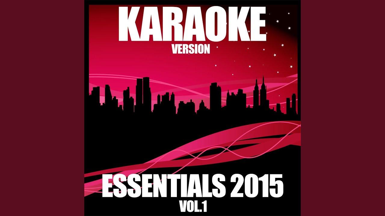Kiss You Tonight (In the Style of David Nail) (Karaoke Version ...