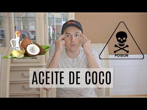 El Aceite de Coco es un Veneno