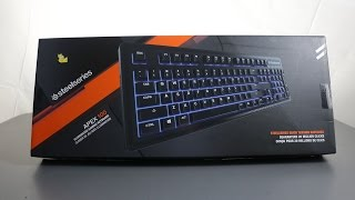 The Steelseries Apex 100 In Under 5 Minutes