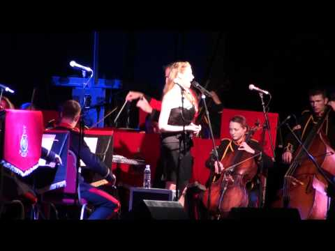 Hayley Westenra at Tunes of Glory Tattoo