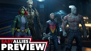 YouTube動画:Guardians of the Galaxy Plays Far Better Than Expected