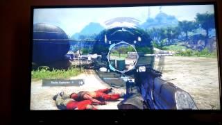 Como carregar 5 armas no Far Cry 3
