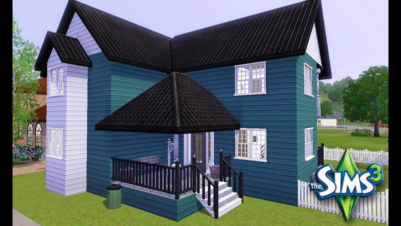 Die Sims 3: Speed Build   IVYS NEUES HAUS!