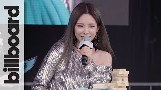 Heize Plays 'Never Have I Ever' | KCON 2018