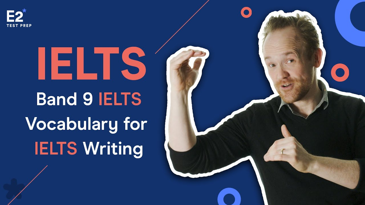 Band 9 IELTS Vocabulary You Should Use On Test Day!