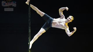 Kristian Lebedev - RUSSIA - World Pole Dance Championships - Beijing, China