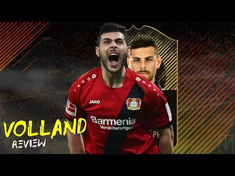 FIFA 18 - INFORM VOLLAND (83) PLAYER REVIEW