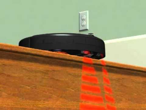 Irobot Roomba 174 Vacuum Cleaning Robot Cliff Sensing