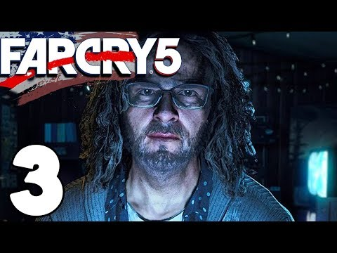 ALIENS MAN | Far Cry 5 Gameplay Let's Play #3