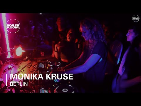 Monika Kruse Boiler Room Berlin DJ Set