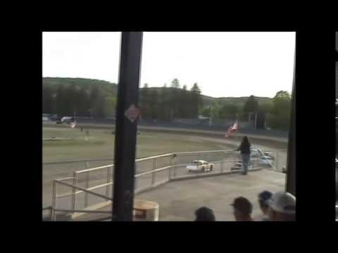 little valley speedway street stock crash