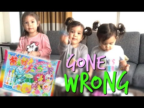 Thumbnail: JAPANESE CANDY GONE WRONG! - April 22, 2017 - ItsJudysLife Vlogs
