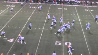 Karr Football Highlights vs Northside 11-26-2010