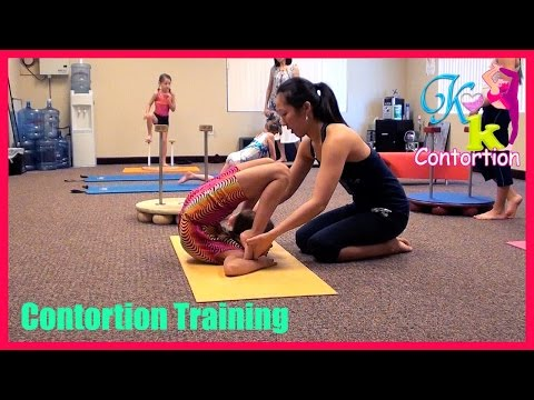 Contortion Training