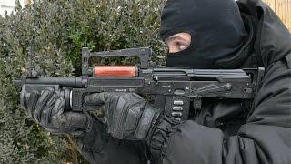 Стрілецький Гранатометный комплекс ''Гроза'', Стрілецька зброя