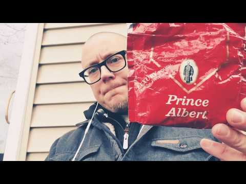 CHEAP PIPE TOBACCO REVIEW - PRINCE ALBERT LUXERY POUCH