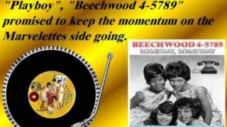 The Marvelettes - Beechwood 4-5789 (July 1962)