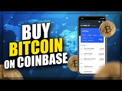 Coinbase Tutorial \u0026 Review 2021: How To Buy Bitcoin On Coinbase For Beginners (Step By Step)
