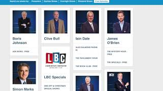 LBC geoff boycott