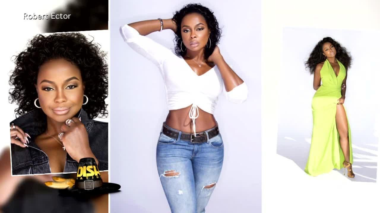 PHAEDRA PARKS GOES FROM HOUSEWIFE TO A WILHELMINA MODEL