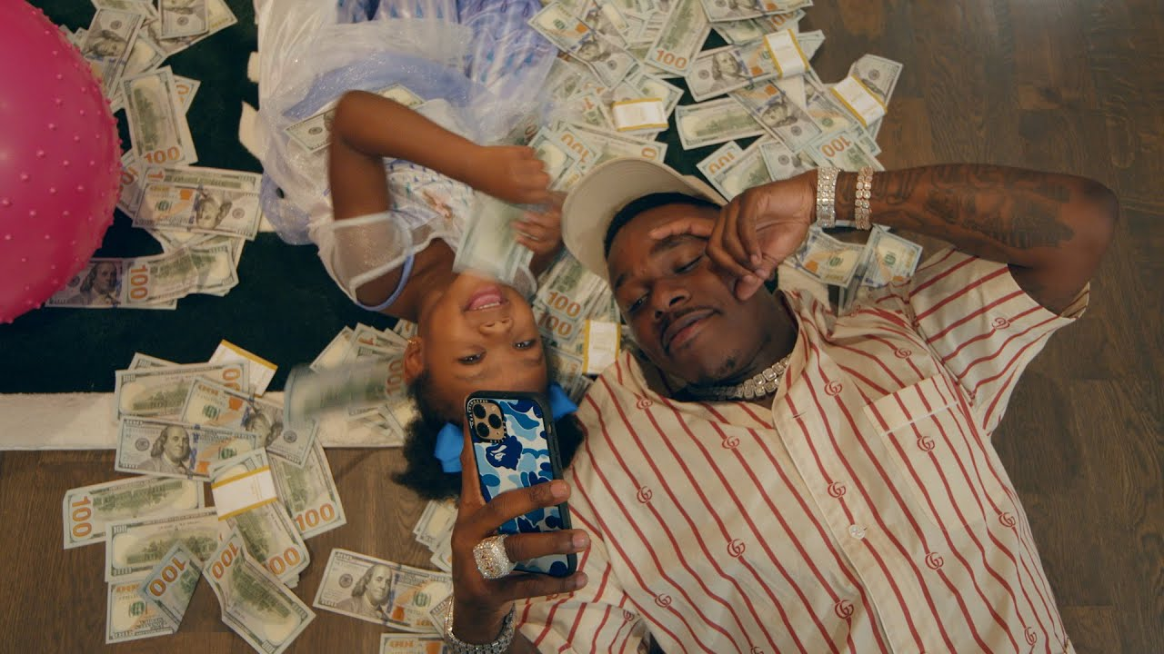 "NEW VIDEO ALERT: DaBaby ""More Money More Problems"""