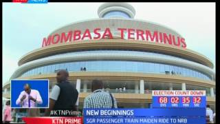 Video President Uhuru's warning to Kenyans as he launched the SGR project in Mombasa download MP3, 3GP, MP4, WEBM, AVI, FLV Oktober 2018