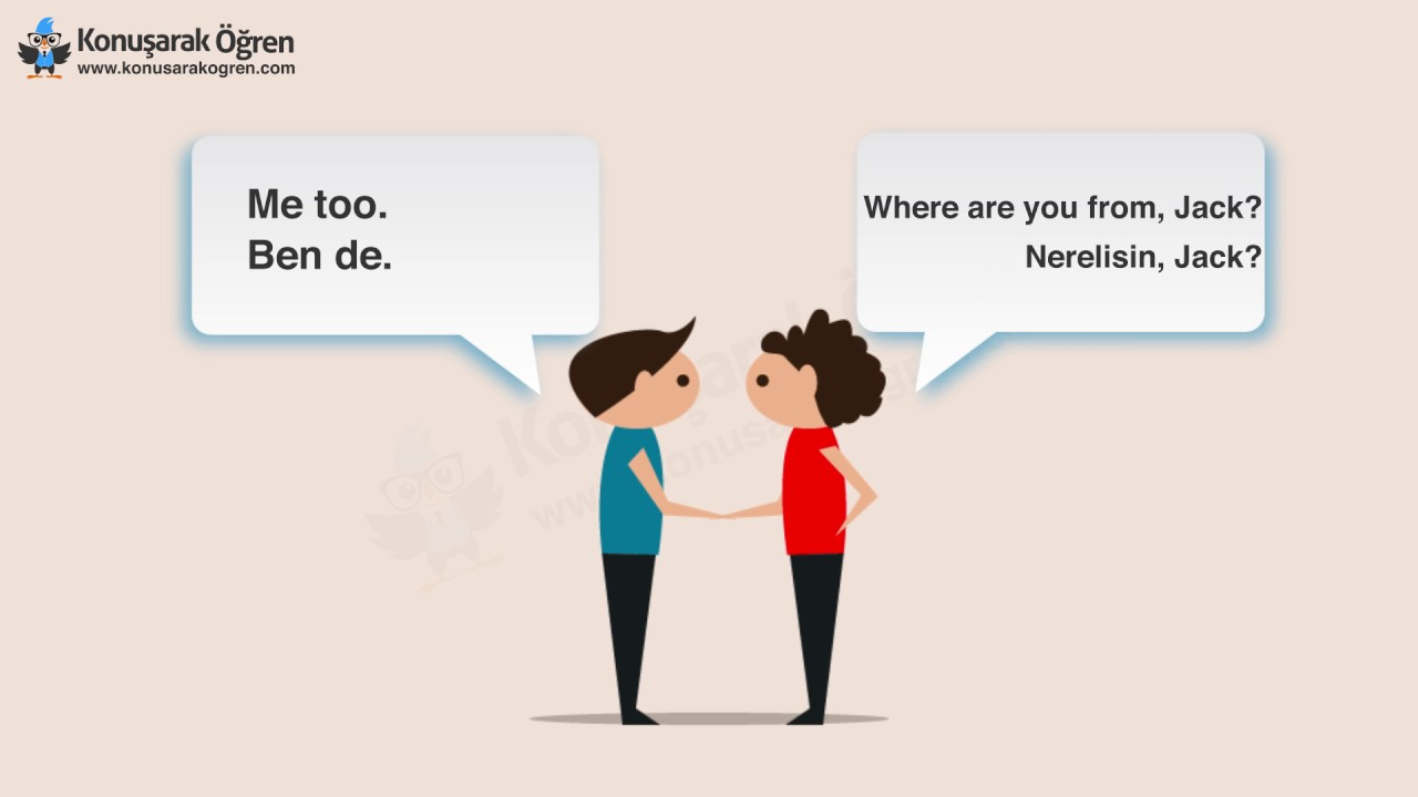 Sohbet tanışma cümleleri azerice