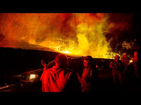 The Untold Truth Of California Wildfires.. THEY Are Hiding It!