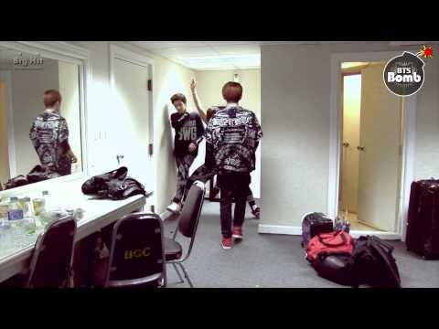 [BANGTAN BOMB] BTS on runway like Model - BTS (방탄소년단)