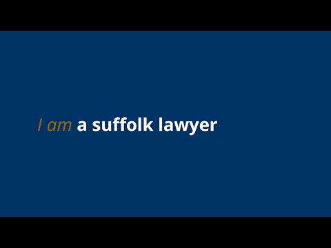 I am a Suffolk Lawyer