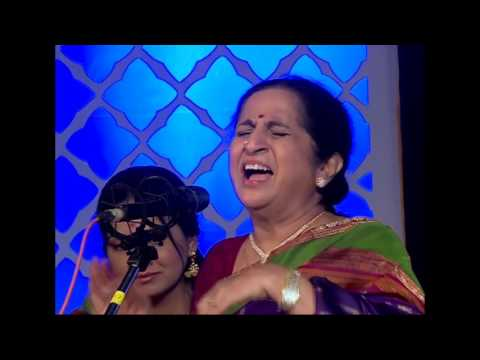 Voice and the Wind | Smt. Aruna Sairam | Bharat Sangeet Utsav 2016 l NGS