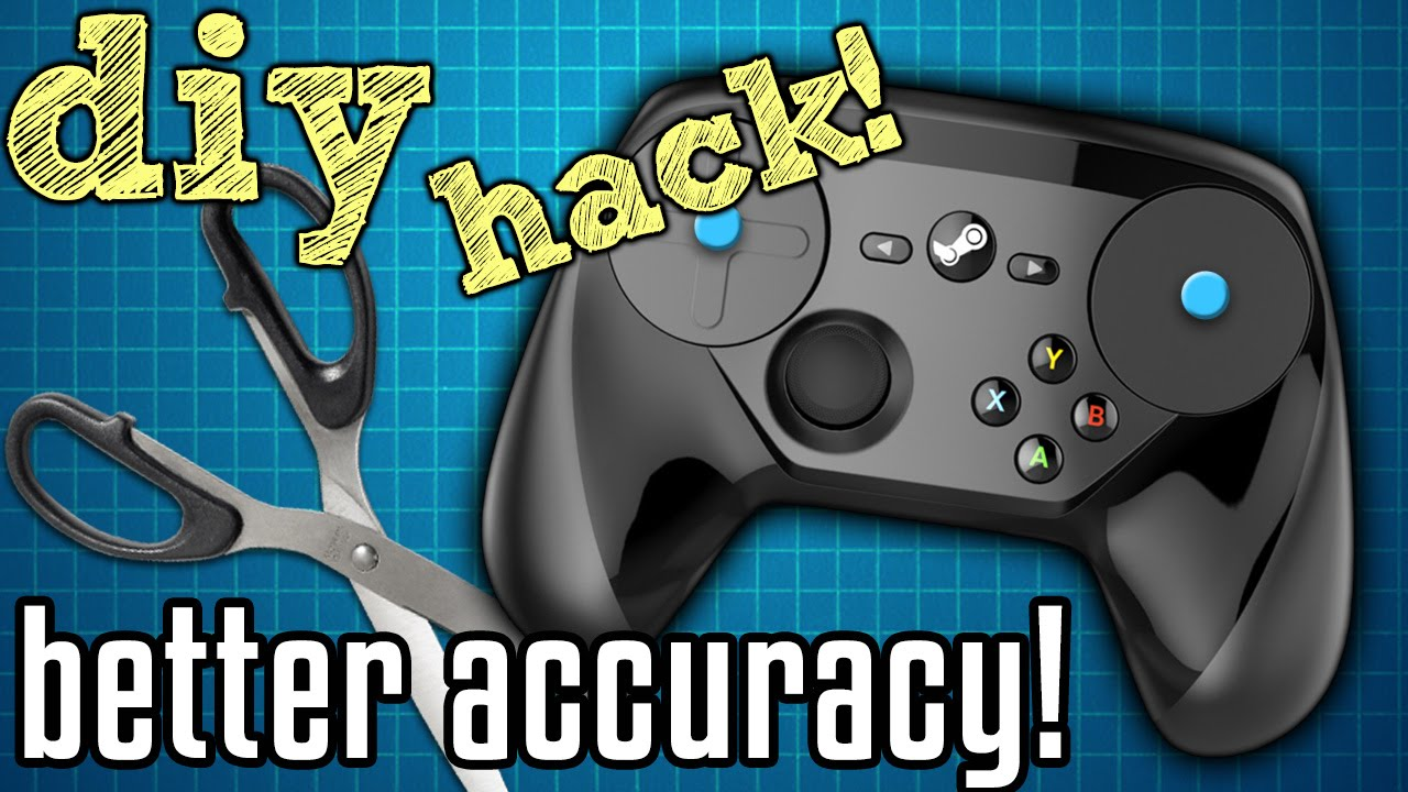 how to build controller for steam
