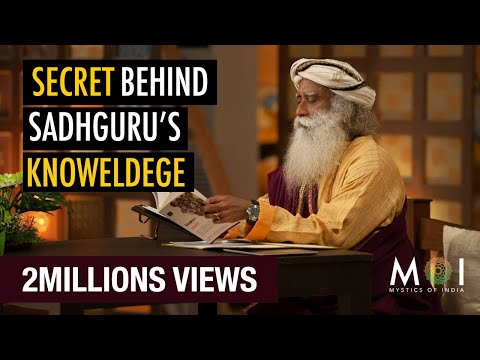 Sadhguru Reveal The Secret of his Knowledge | Power of Shiva