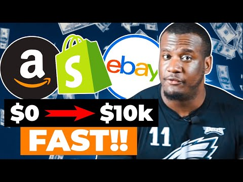 How To Scale Your Amazon, eBay, Or Shopify Dropshipping Business To 10K A Month!