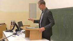 Uwe Kolbe - Poetikvorlesung: Das vermisste Antlitz