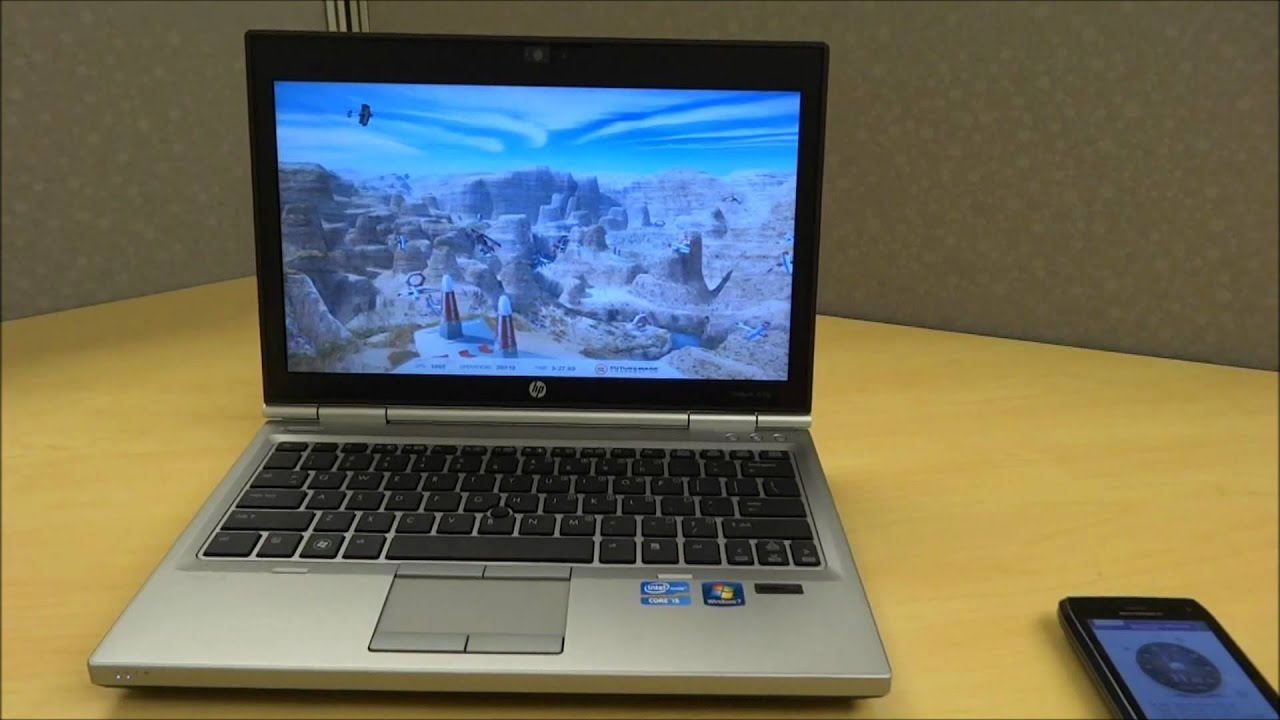 Hp Elitebook 2570p Video Review Youtube