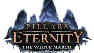 Pillars of Eternity : The White March - Alpine Dragon Battle (Hard Difficulty with Druid PC)