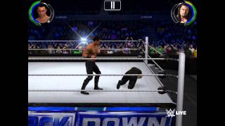 WWE 2K MOBILE EP.1: I LOST MY CHANCE