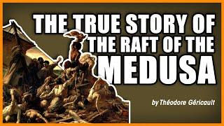 The True Story of The Raft of the Medusa - Théodore Géricault - 1st-Art-Gallery.com
