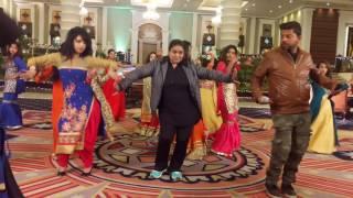 #Reshmakhan shooting for a dancing song wid #Nehakakkar for #ringofficial Video
