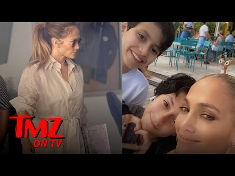 Jennifer Lopez Checking Out L.A. Schools, Moving in with Ben? | TMZ TV