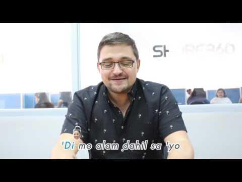 Australian CEO Tries Pinoy Karaoke | #PinoyAussieChallenge