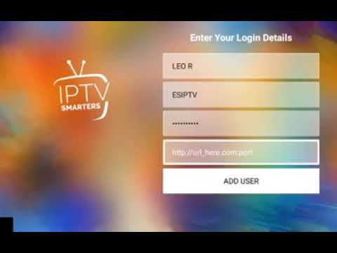 How To Use IPTV SMARTERS PRO for Android, iPhone, iPad Free IPTV Live TV  App 2019 by Collection Myanmar
