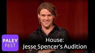 House - Jesse Spencer On His Audition