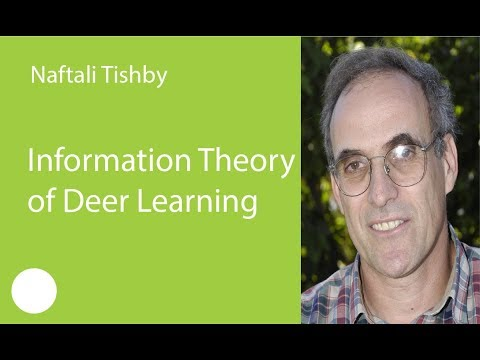 001. Information Theory of Deep Learning - Naftali Tishby