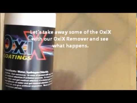 oxix aluminum etch test mobile.wmv