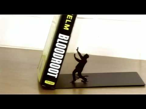Falling Bookend Youtube