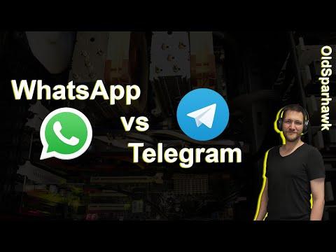 WhatsApp Vs. Telegram - The Differences And Similarities