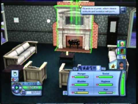 The Sims 3 Xbox 360 My Houses Pt 3 Youtube